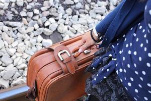 Traveling photo