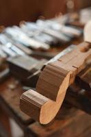 Music instrument workshop