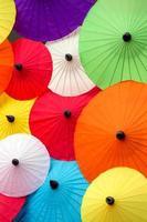 Thailand bamboo umbrella