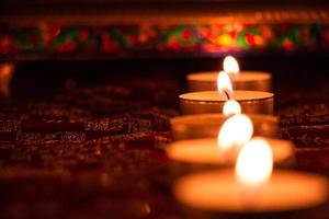 Candles Decoration photo
