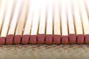 isolated matches photo