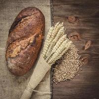 panes y centeno foto