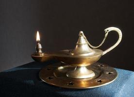 Aladdin's Magic Lamp photo