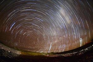 südlicher Sternenhimmel photo