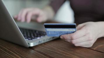 Paying with credit card online video