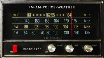 analoges Radio