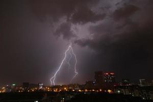 tormenta de truenos