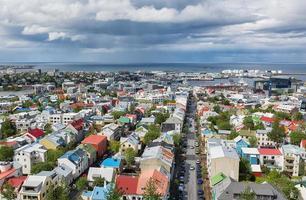 Reykjavik Iceland.