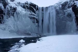 seljalandsfoss, islandia foto