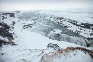 cachoeira gullfoss, islândia