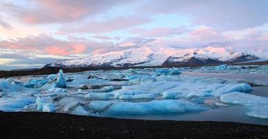 lagoa da geleira jökulsárlón