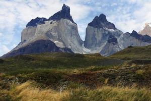 Horn of Paine in Torres Del Paine