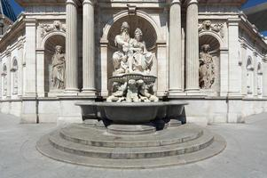 sculpture at Albertina, Vienna