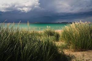 Atlantic coast of Ireland. photo