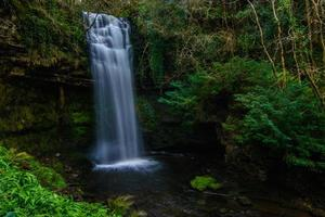 Glencar Waterfall photo