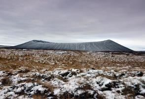 Region Myvatn in Iceland photo