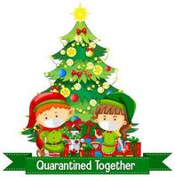 Christmas celebrating during covid