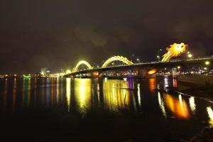 Dragon Bridge - Da Nang, Vietnam photo