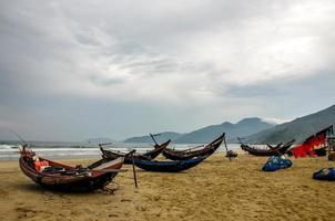 Lang Co Beach, Vietnam photo