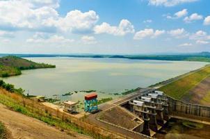reservorios hidroeléctricos foto