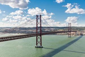 Lisbon Bridge Portugal