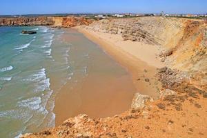 praia de Sagres.