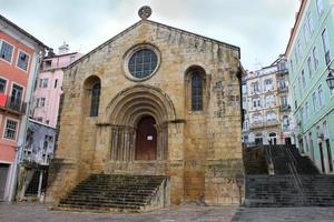 Church in Coimbra square