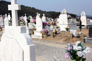 cementerio foto