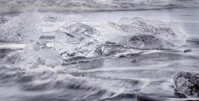 gelo glacial