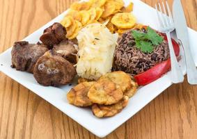 Traditional Cuban Cuisine photo