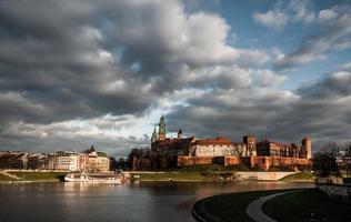 The city of Krakow