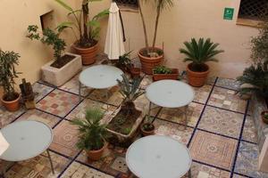 patio interior siciliano