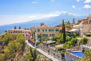 Taormina photo