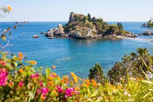 Isola Bella in Taormina photo