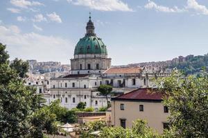 basílica madre del buon consiglio en nápoles