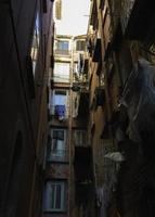 callejón, nápoles foto