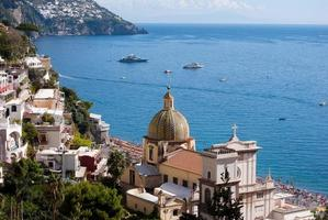 positano, costa de amalfi, italia