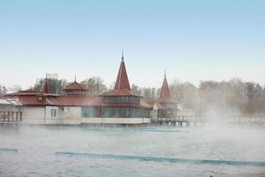 The famous Heviz lake photo