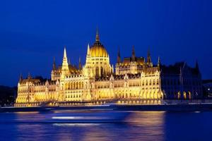 Parliament of Budapest photo