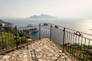 isla de capri, italia foto