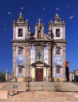 iglesia de santo ildefonso - oporto, portugal