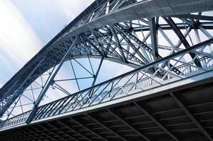 Bridge D. Luis in Porto photo