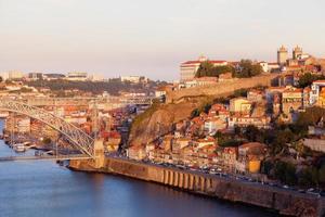região de ribeyr no porto, portugal