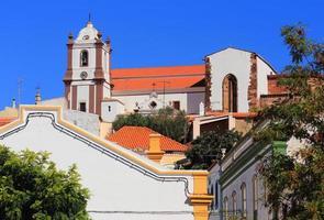 Historical Silves, Faro district, Algarve, Portugal.