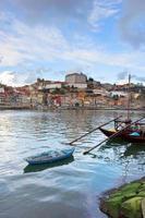 bishops palace and Rabelo boats, Porto photo
