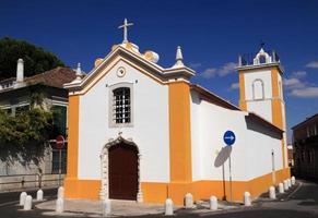 Baroque chapel in Lumiar, Lisbon, Portugal