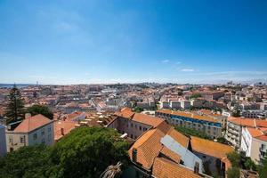 Amazing view of Lisbon
