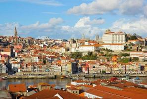 old town of Porto, Portugal photo