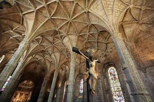 EUROPE PORTUGAL LISBOA  JERONIMUS CHURCH photo