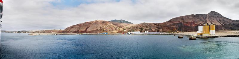 Porto Santo Harbour